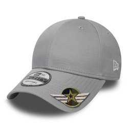 New Era 9FORTY Flag Collection Strapback - 11179865 - Custom Camo Star