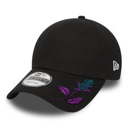 New Era 9FORTY Flag Collection Strapback Custom Mystic Rose - 11179866