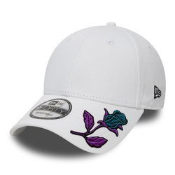 New Era 9FORTY Flag Collection Strapback Custom Rose - 11179829