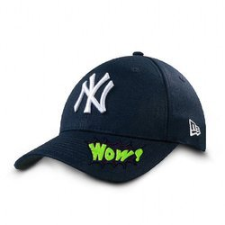New Era 9FORTY MLB New York Yankees Strapback Custom Custom WOW - 10047538