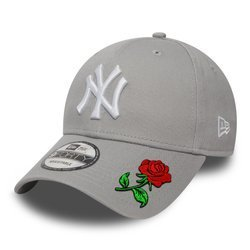 New Era 9FORTY MLB New York Yankees Strapback Custom Rose - 10531940