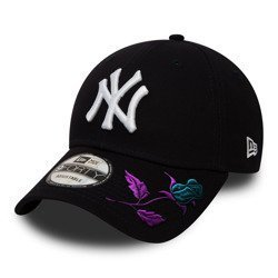 New Era 9FORTY New York Yankees Custom Mystic Rose - 10531939