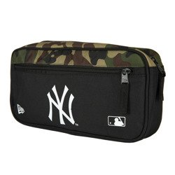 New Era MLB Cross Body New York Yankees Bag Woodland Camo Waistpack Sachet Kidney - 11942049