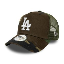 New Era MLB Los Angeles Dodgers A Frame Trucker Cap - 12285541