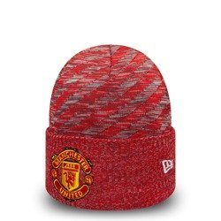 New Era Manchester United Red Cuff Knit - 12040487