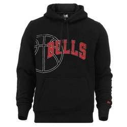 New Era NBA Chicago Bulls Hoodie - 12033470