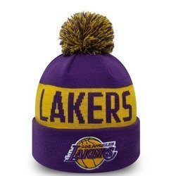New Era NBA Los Angeles Lakers Winter Hat - 12040200