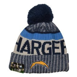New Era NFL Los Angeles Chargers Winter Hat - 11460383