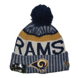 New Era NFL Los Angeles Rams Winter Hat - 11460393