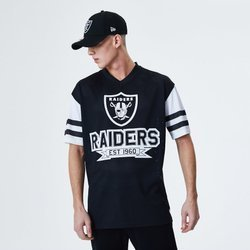 New Era NFL Oakland Raiders Oversized T-Shirt - 12195345