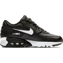 Nike Air Max 90 Leather Shoes (GS) - 833412-025