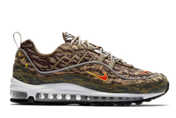 Nike Air Max 98 AOP Shoes - AQ4130-200