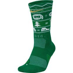 Nike Elite Christmas Socks - SX7866-312