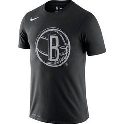 Nike NBA Brooklyn Nets Logo Dri-FIT Black - BV8097-010