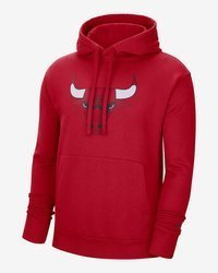 Nike NBA Chicago Bulls Essential Hoodie - CN1191-657