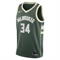 Nike NBA Milwaukee Bucks Giannis Antetokounmpo Kids Jersey