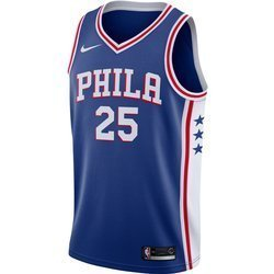 Nike NBA Philadelphia 76ers Simmons Icon Edition Junior Jersey