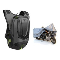 Ogio Dakar 3L Hydro Backpack + Motorcycle Cover