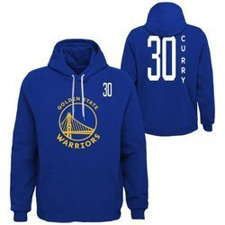 OuterStuff NBA Golden State Warriors Stephen Curry Hoodie