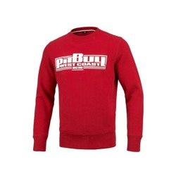 Pit Bull West Coast Crewneck Boxing 19 Red - 119401450
