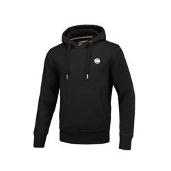 Pit Bull West Coast Hoodie Small Logo 19 Black - 129403900