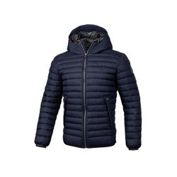 Pit Bull West Coast Light Padded Hodded Jacket Tremont Dark Navy