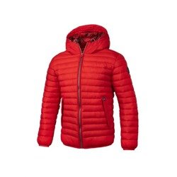 Pit Bull West Coast Light Padded Hodded Jacket Tremont Red
