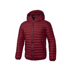 Pit Bull West Coast Light Padded Hodded Winter Jacket Tremont Burgundy