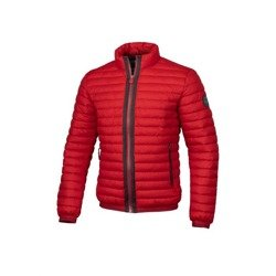 Pit Bull West Coast Light Padded Spring - Autumn Jacket Maxwell Red