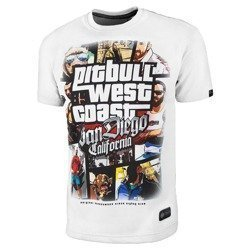 Pit Bull West Coast PB Most Wanted T-Shirt