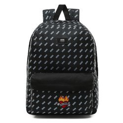 Plecak Vans Old Skool III Backpack Custom Love Forever - VN0A3I6RTT2