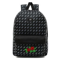 Plecak Vans Old Skool III Backpack Custom Roses - VN0A3I6RTT2