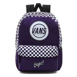 Plecak Vans Taper Off Realm Backpack - VN0A48GMSF5 - Custom Oops