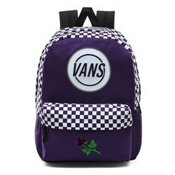 Plecak Vans Taper Off Realm Backpack - VN0A48GMSF5 - Custom Rose