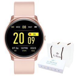 Smartwatch Gino Rossi  SW010-2 Pink