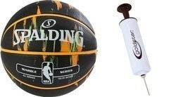 Spalding NBA Marble USA  + Pump