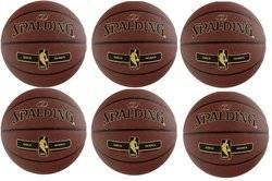 Spalding NBA Tack Soft Gold Basketball x6