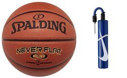 Spalding Never Flat indoor/outdoor Basketball - 3001530010017