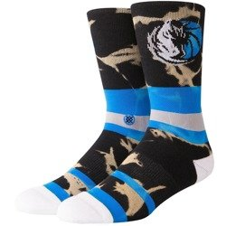 Stance NBA Dallas Maverics Acid Wash Socks - M558C18MAV