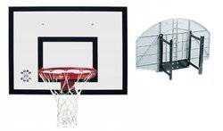 Sure Shot 160.1 Plast Backboard