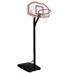 Sure Shot 511 Chicago  Basketball Set with polypropylene backboard