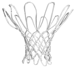 Sure Shot Basketball Net with 12 Hooks - 404