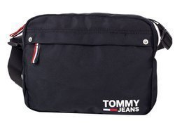 Tommy Hilfiger Cool City E/W Crossbody Black - AM0AM04935-002