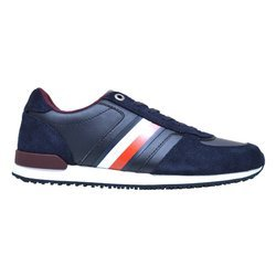 Tommy Hilfiger Iconic Mix Runner - FM0FM03000-DW5
