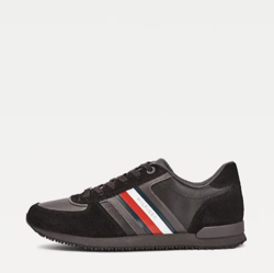 Tommy Hilfiger Iconic Mix Runner Shoes - FM0FM03000-BDS