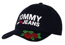 Tommy Hilfiger Tju Flock Custom Rose Custom Rose - AM0AM04676-496
