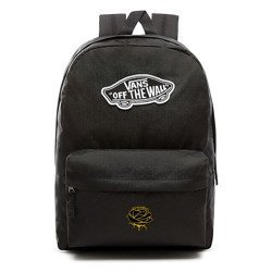 VANS Realm Backpack Custom Gold Rose | VN0A3UI6BLK