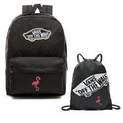 VANS Realm Backpack + Sports Bag