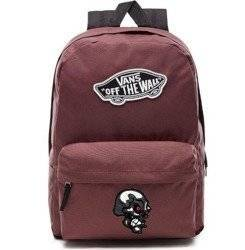VANS Realm - Catawba Grape Backpack Custom Skull - VN0A3UI6ALI 295