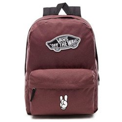 VANS Realm - Catawba Grape Backpack - VN0A3UI6ALI 295 - Custom Rock & Roll